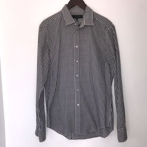 Men's RAG & BONE Button Down Dress Shirt - M